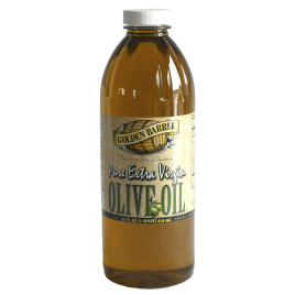 Golden Barrel Extra Virgin Olive Oil
