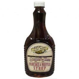 Golden Barrel Sugar Free Pancake & Waffle Syrup