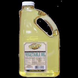 Golden Barrel <br />Vegetable Oil