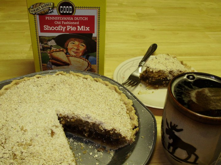 Shoofly Pie submitted by Deb