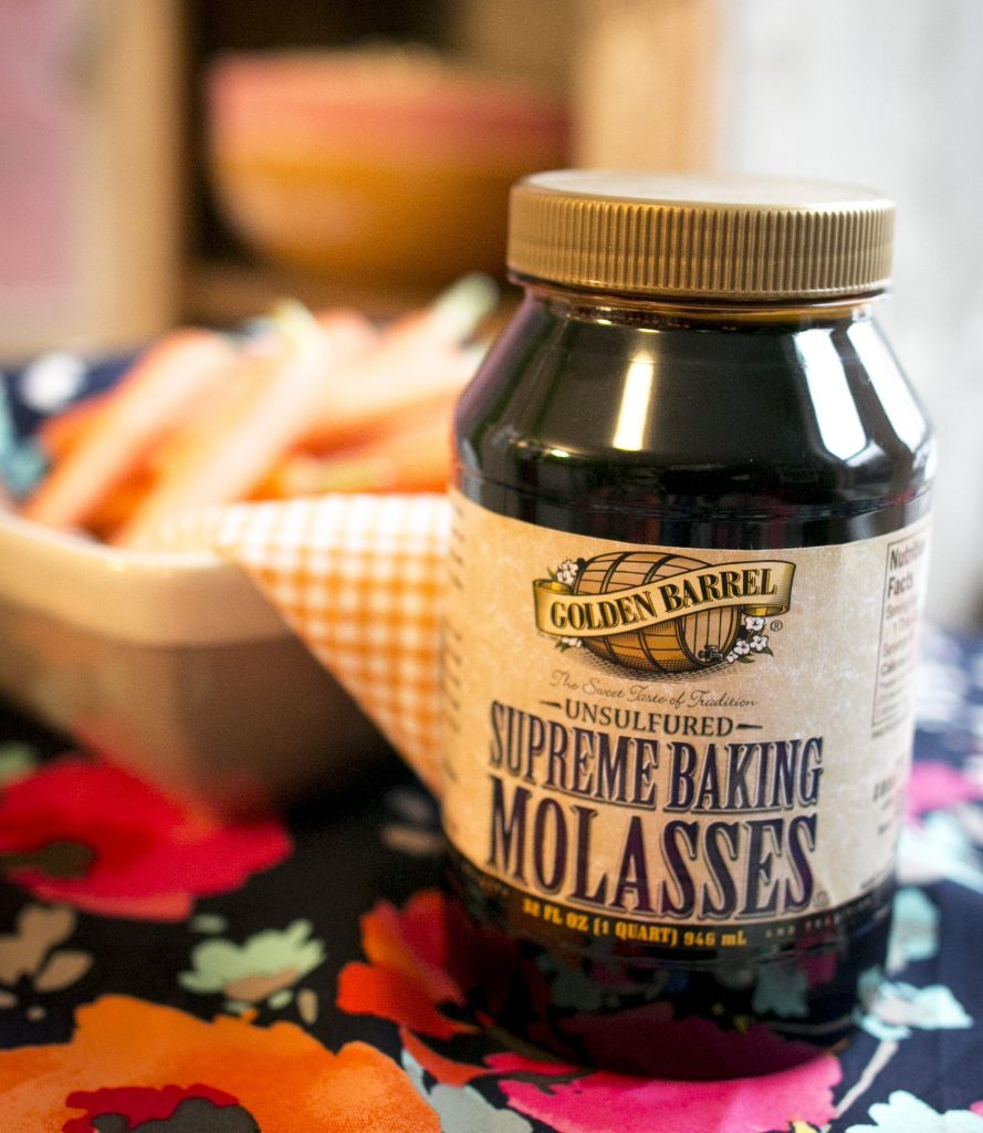 Supreme Baking Molasses by Peeled Carrots