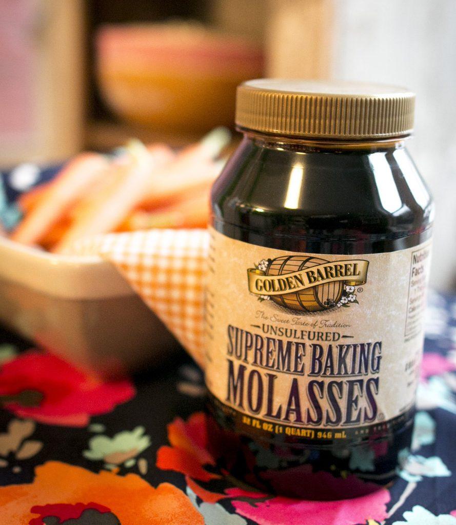 Supreme Baking Molasses by Peeled Carrots