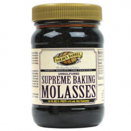 Golden Barrel <br />Supreme Baking Molasses