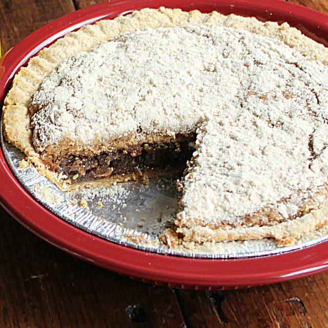 Already Made Shoofly Pie