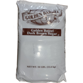 Golden Barrel Dark Brown Sugar 50 Pound Bag