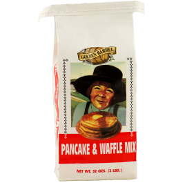 Golden Barrel Pancake & Waffle Mix 2 lb, bag