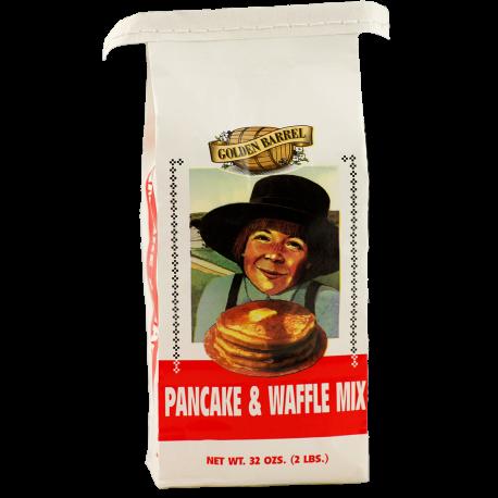 Golden Barrel Pancake & Waffle Mix 2 lb, bag
