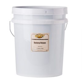 Golden Barrel Blackstrap Molasses Pail