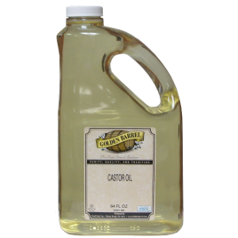 Golden Barrel Castor Oil