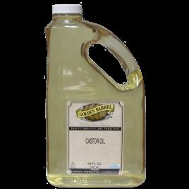 Golden Barrel Castor Oil