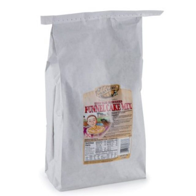 Golden Barrel Funnel Cake Mix 5 lb Bag