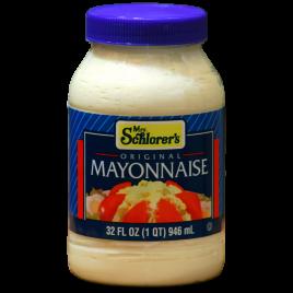Mrs. Schlorer's Mayonnaise