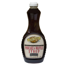 Golden Barrel Pancake & Waffle Syrup