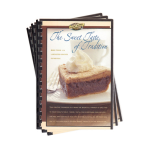The Sweet Taste of Tradition Recipe Book Stacked