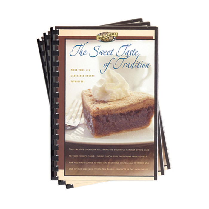 The sweet taste of tradition recipe book golden barrel the sweet taste of tradition recipe book stacked forumfinder Choice Image