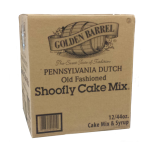 Golden Barrel Shoofly Cake Mix Case
