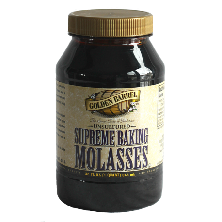 Golden Barrel Supreme Baking Molasses Quart