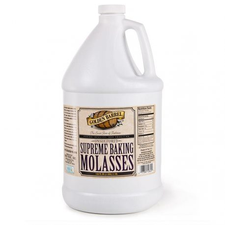 Golden Barrel Supreme Baking Molasses 128 oz.