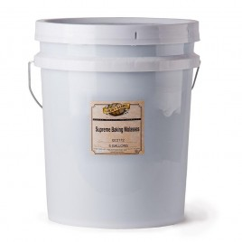 Golden Barrel Supreme Baking Molasses Pail
