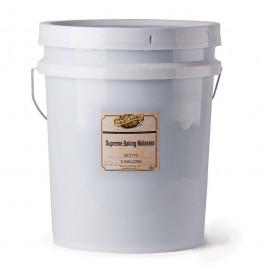 Golden Barrel Supreme Baking Molasses Pail