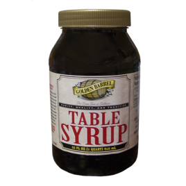 Golden Barrel Table Syrup