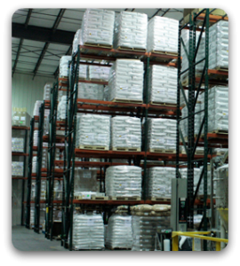 Warehouse at Good Food, Inc.