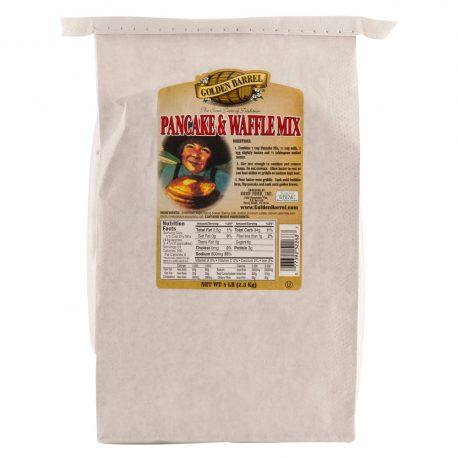 Golden Barrel Pancake Mix 5 lb Bag