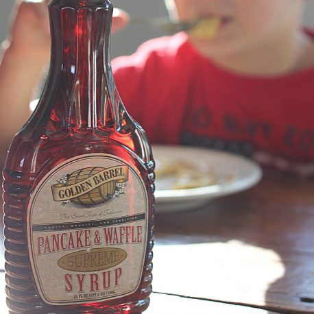 Golden Barrel Supreme Pancake & Waffle Syrup