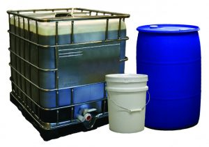 Totes, Pails, and Drums - Bulk Ingredients