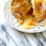 Baked Apricot Brie Appetizer