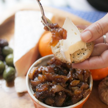 Molasses and Dried Fruit Chutney