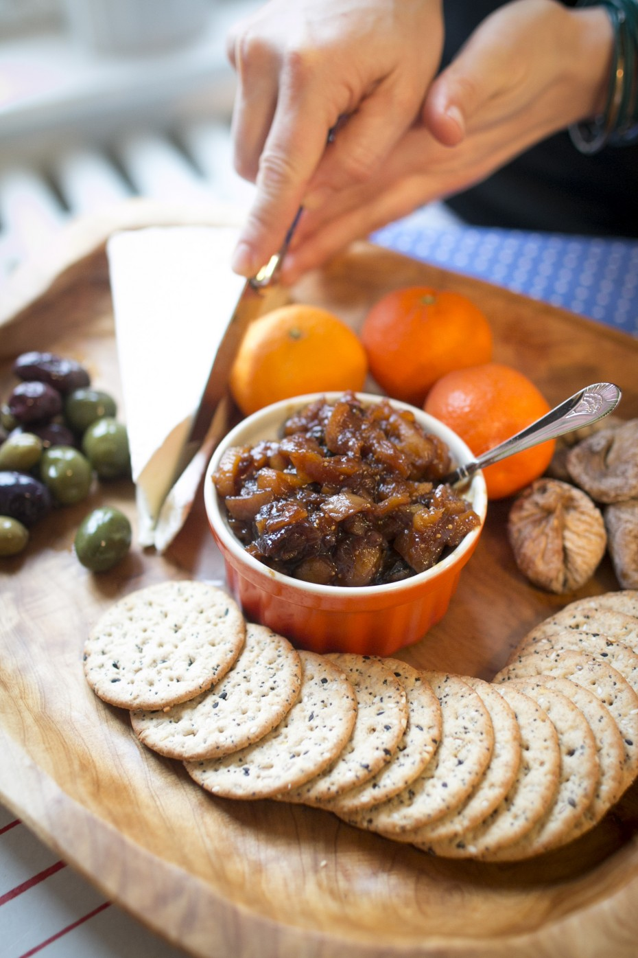 Molasses and Dried Fruit Chutney - Golden Barrel