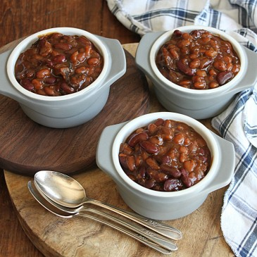 Molasses Baked Beans