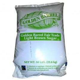 Bag of Golden Barrel Fairtrade Light Brown Sugar