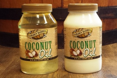 Frequently Asked Questions about Golden Barrel Coconut Oil
