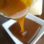 Raw Sugar Salted Caramel Sauce - Golden Barrel
