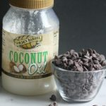 Golden Barrel Coconut Oil and Chocolate Chips