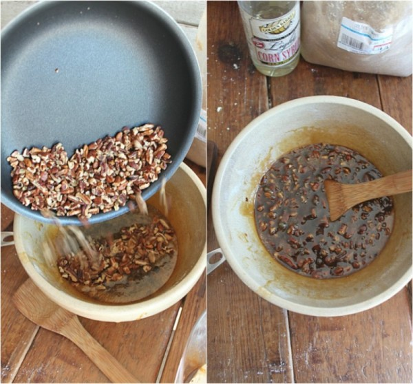 Pecan Mixture for Pecan Bars