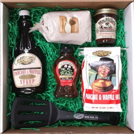 Breakfast Gift Box - Golden Barrel