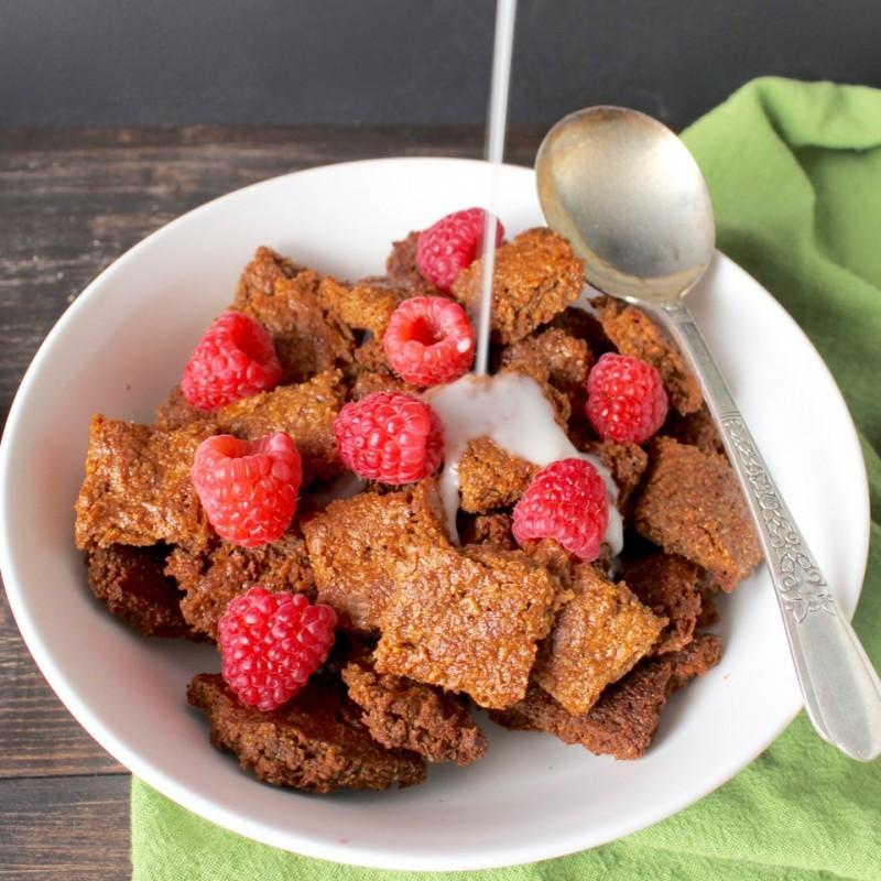 Paleo Cracklin Oat Bran Cereal - Golden Barrel