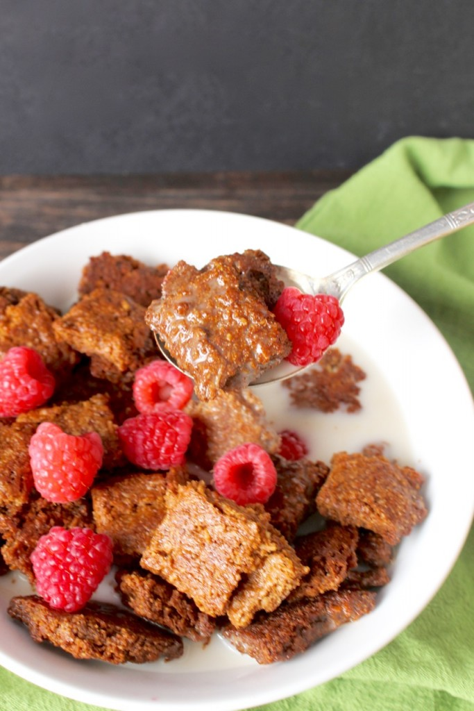 Paleo Cracklin Oat Bran Cereal - Golden Barrel