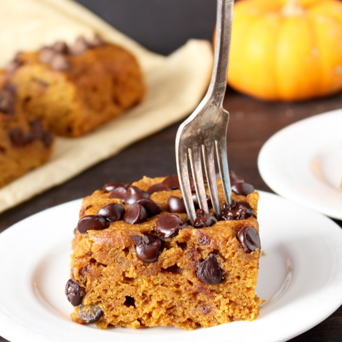 Chocolaty Pumpkin Cake - A Golden Barrel Recipe