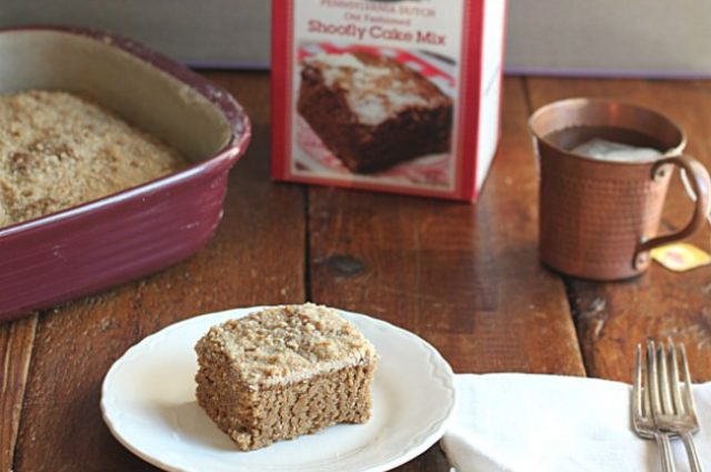 Golden Barrel Shoofly Cake Mix