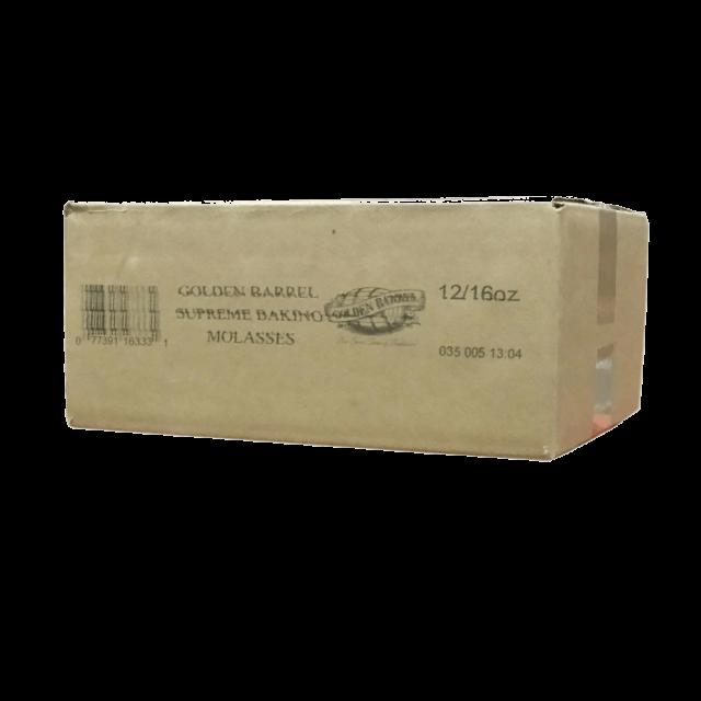16 oz case of wholesale baking molasses