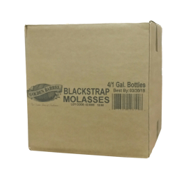 Case of Golden Barrel Blackstrap Molasses 32 oz. WM