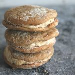 Stack of Shoofly Whoopie Pies - Golden Barrel