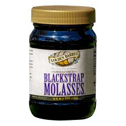 Golden Barrel Blackstrap Molasses 16 fl. oz.