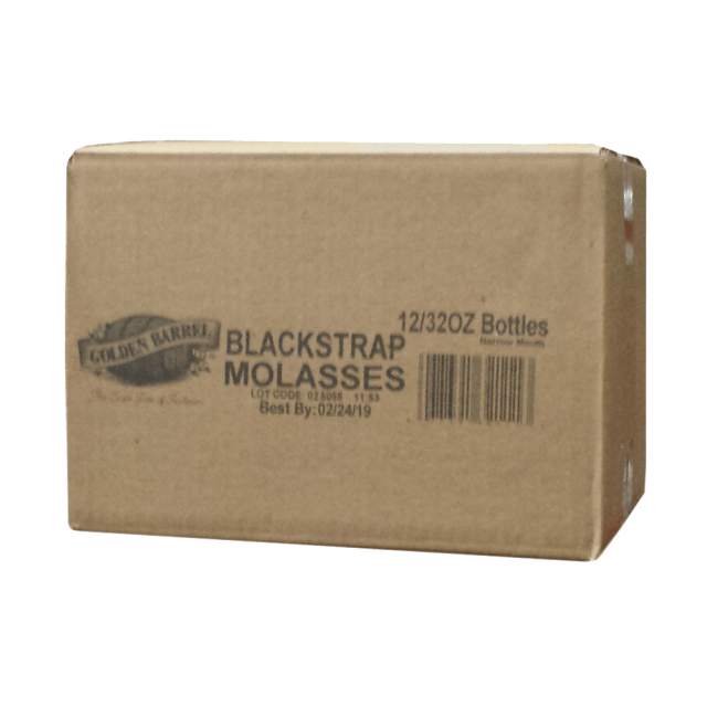bulk blackstrap molasses case