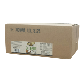 Case of Golden Barrel Coconut Oil 16 oz