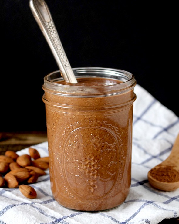 Homemade Chocolate Nut Butter
